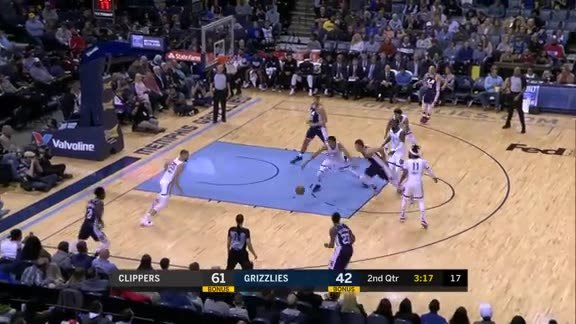 Conley for three