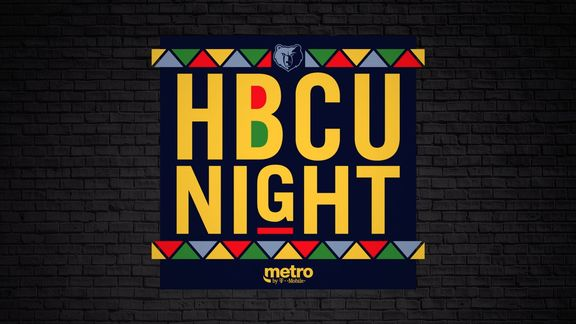 Memphis Grizzlies HBCU Night Recap