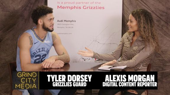Alexis Morgan goes 1 on 1 with Tyler Dorsey