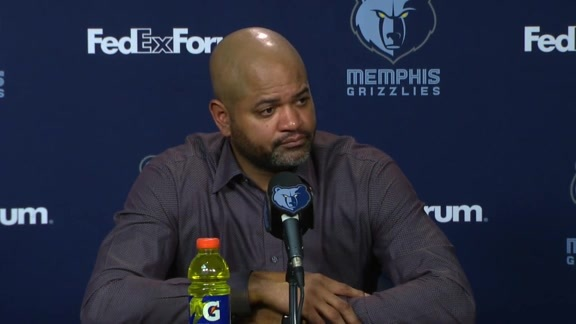 MEMvHOU: Postgame press conference 3.20.19