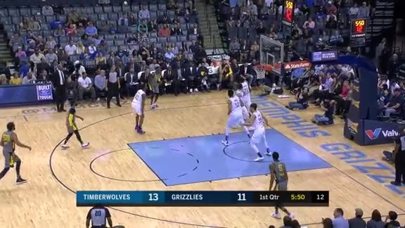 Mike Conley 23 points vs. Timberwolves 3.23.19