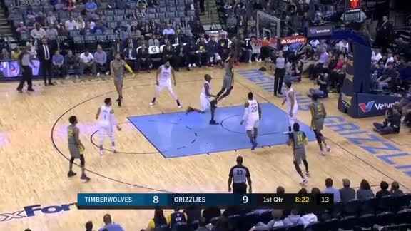 Grizzlies vs. Timberwolves highlights 3.23.19