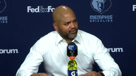 MEMvOKC: Postgame press conference 3.25.19