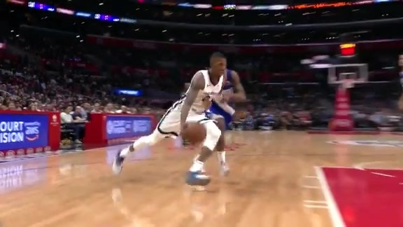 Delon Wright 20 points @ Clippers 3.31.19