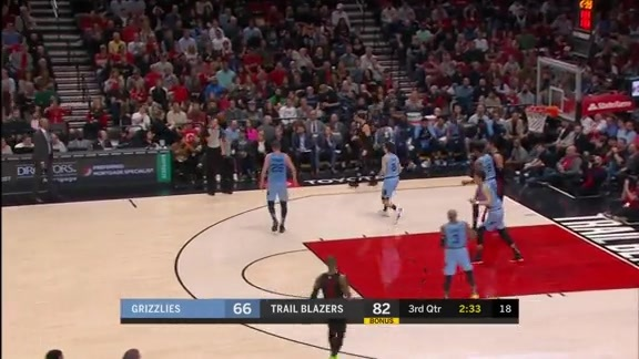 Bruno Caboclo swats it to the stands