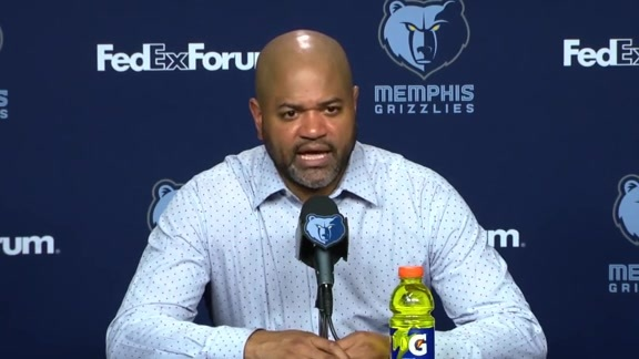 MEMvDAL: Postgame press conference 4.7.19