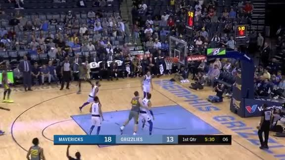 Grizzlies vs. Mavericks highlights 4.7.19