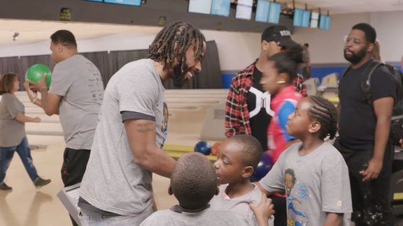 Vote Mike Conley for the 2019 NBA Cares Community Assist Award