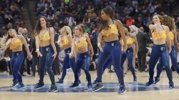 Join the sisterhood! 2019-20 Grizz Girls Auditions Begin June 22