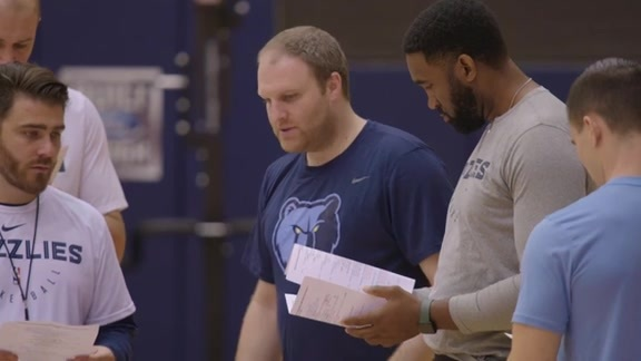 Beyond Grit - S2:E7 | Coach Jenkins is Mic'd for Summer League Mini-Camp