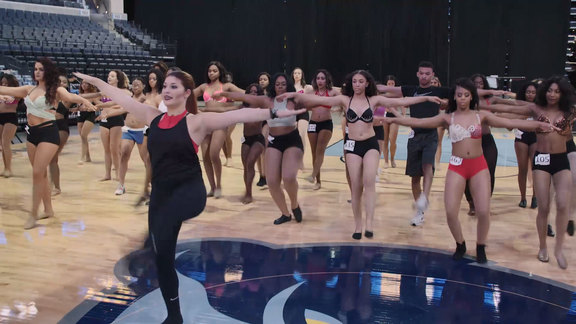 2019 Grizz Girl Audition Semi-Finals Recap