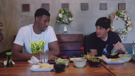 Beyond Grit - S2:E10 | Sushi and Summer League