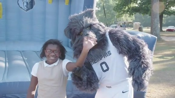 Jaren Jackson Jr. Block Party Recap sponsored by Mountain Dew
