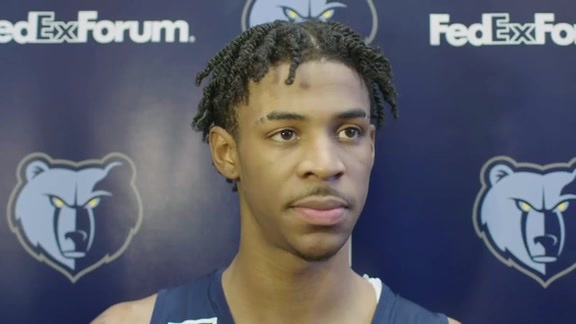 10.1.19 Ja Morant media availability