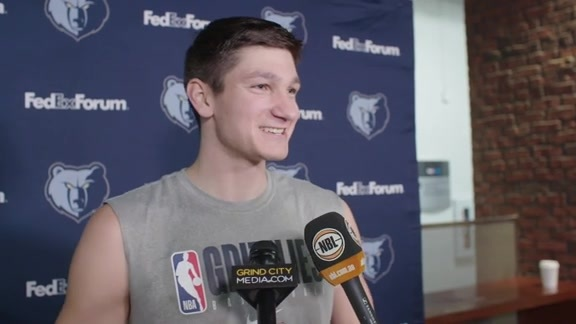 10.8.19 Grayson Allen media availability