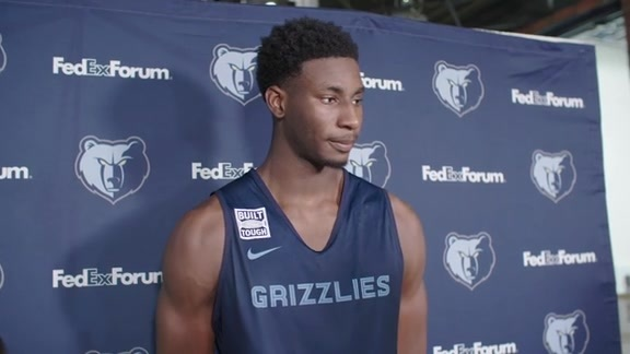 10.8.19 Jaren Jackson Jr. media availability