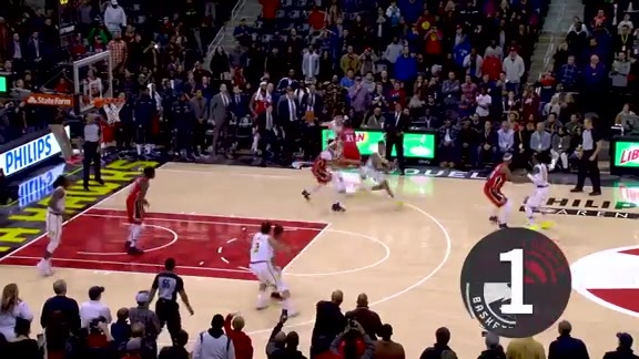Plays of the Week: Bazemore's Game Winner