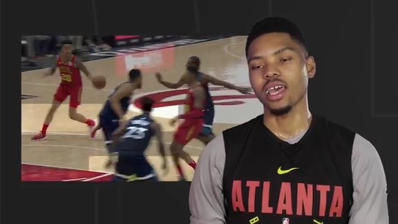 Great Flights: Bazemore Saves Game With Chasedown Block on Teague