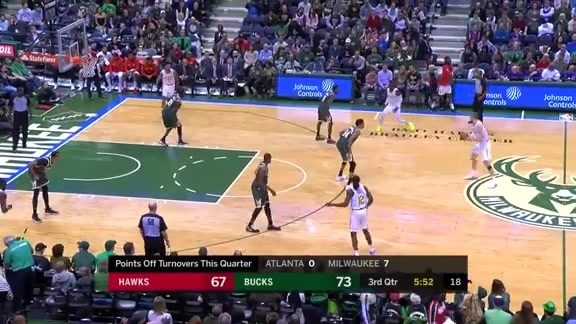 Taurean Prince Matches Career-High 38 Points