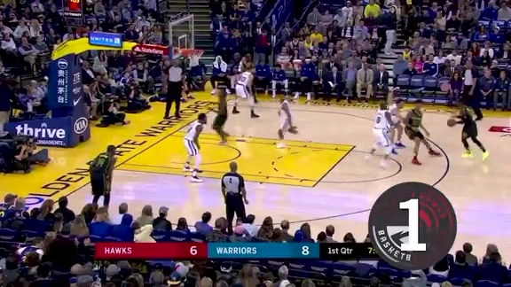 Plays of the Week: Slam Dunks and Buzzer-Beaters