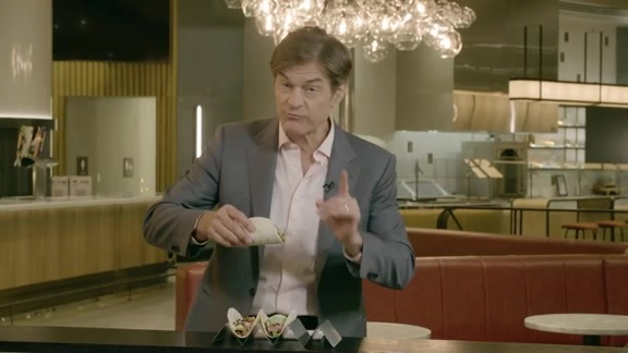 Dr. Oz Tries Cricket Tacos