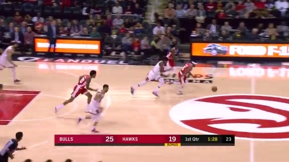 A Triple Threat: Malcolm Delaney Top Plays of the Season