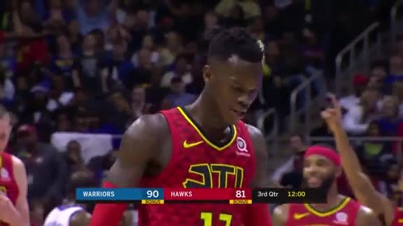 Making His Point: Dennis Schröder Top Plays Of The Season