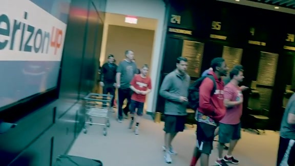 Verizon Up Winners Get Exclusive Tour of Emory Sports Medicine Complex