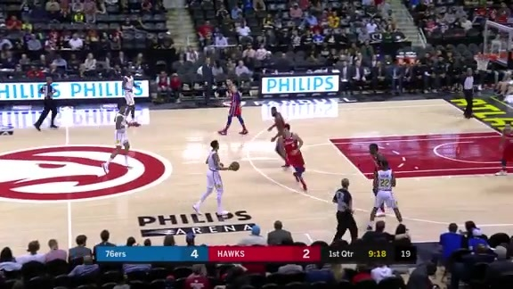 A Scoring Machine: Damion Lee's Top Plays of the Season