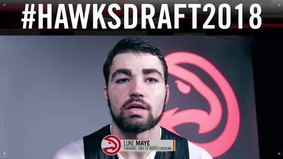 Draft Workouts Day One: Luke Maye