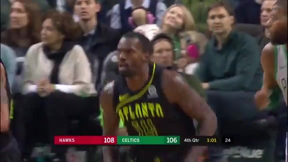 Posters and Block Parties: Dewayne Dedmon's Top Plays