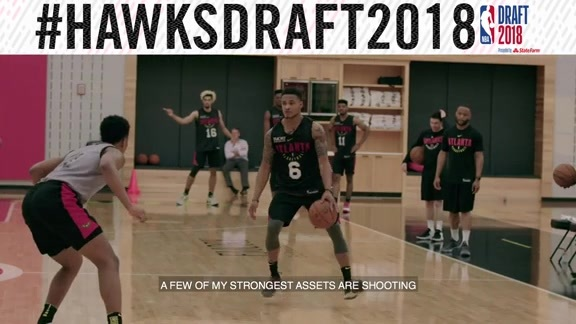 Draft Workouts Day Two: Bryce Brown