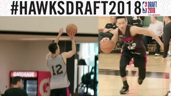 Pre-Draft Workouts: Landry Shamet