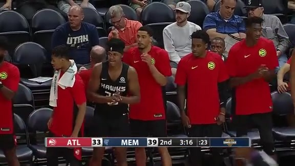 Top Plays from the 2018 Summer League