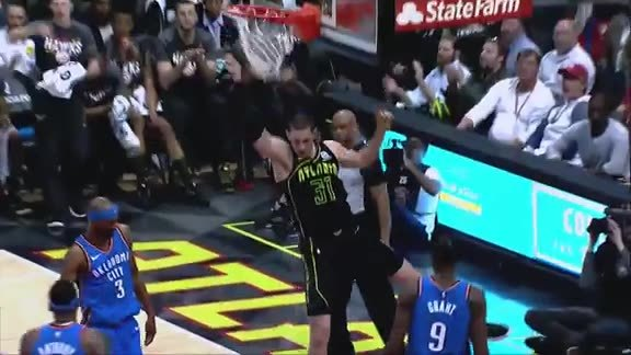 Thank You, Mike Muscala
