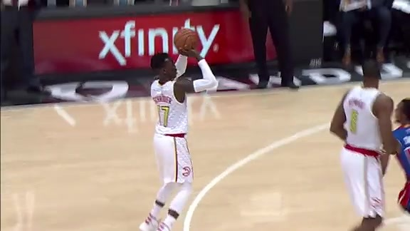 Thank You, Dennis Schröder