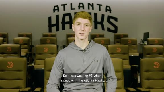 Kevin Huerter Explains Why He Switched His Number