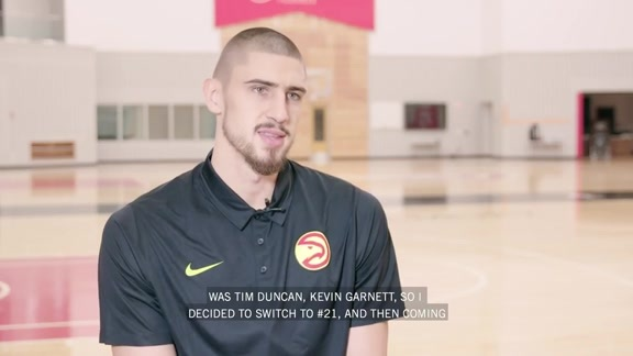 Getting To Know Alex Len