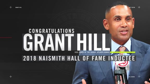 From Player To Owner: Grant Hill's Journey to Hall of Fame