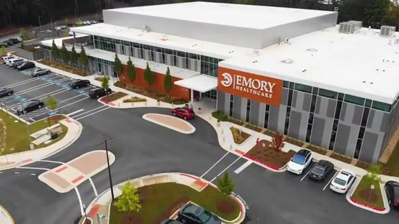 Inside The Nest: Emory Sports Medicine Complex