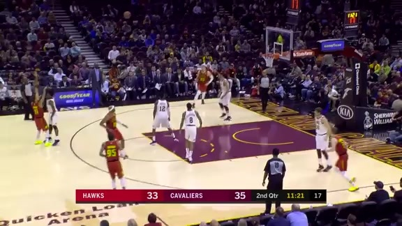 Trae Young Pours In Team-High 24 Points