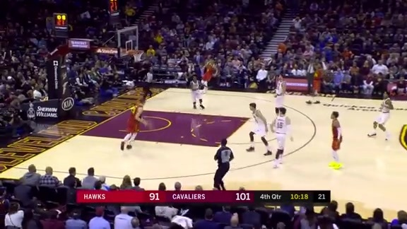Alex Len Goes Perfect From Field Against Cavs