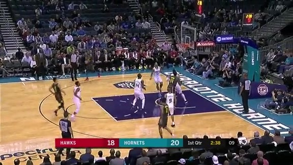 Lin Scores Team-High 19 Points In Charlotte