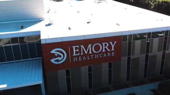 Inside the Nest at Emory Sports Medicine Complex Pt. 2