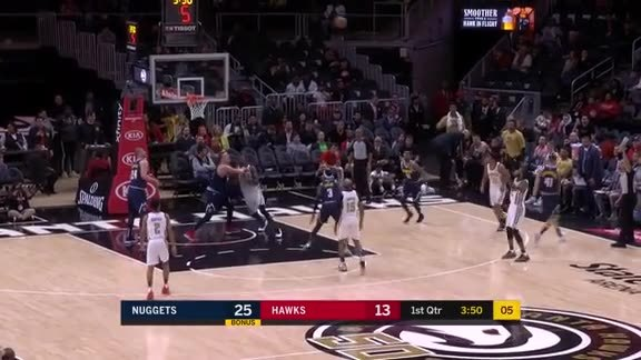 DeAndre' Bembry Notches A New Career-High With 18 Points