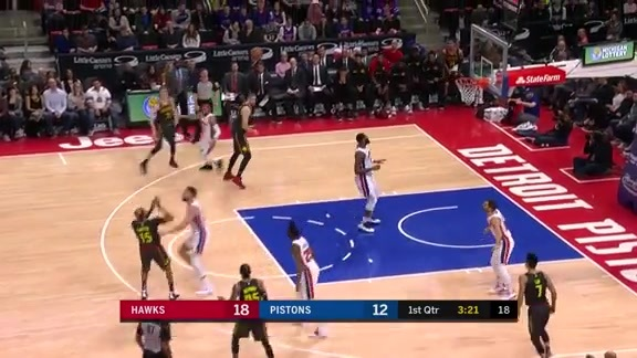 Vince Carter Has A Team And Season-High Night With 18