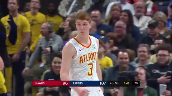 Kevin Huerter Scorches The Nets For New Career-High