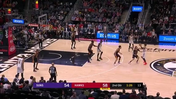 Kent Bazemore Shows Up And Out In Win Over Suns