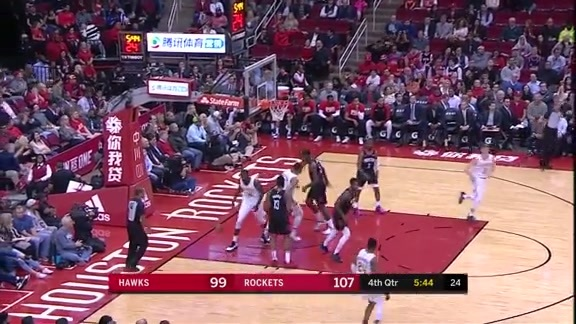 Young Notches New Career-High 36 Points vs. Rockets