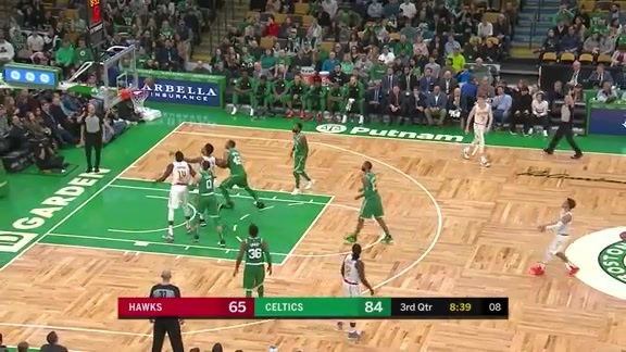 Young Puts On A Clinic In Boston